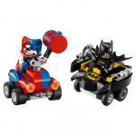 Mighty Micros: Batman contra Harley Quinn