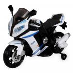 Motocicleta electrica Mood Moto White Black