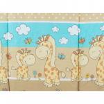 Perna de alaptare multifunctionala Happy Giraffe Maro