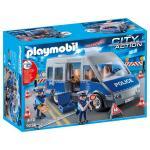 Politist cu duba Playmobil