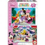 Puzzle Minnie Mouse 2x48