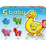 Puzzle baby farm