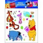 Sticker de perete Room Decor Winnie the Pooh 38x30cm