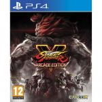 Street Fighter 5 Arcade Edition  PS4