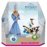 Set Anna + Olaf cu medalion Olafs Frozen Adventure