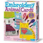 Set broderie animale