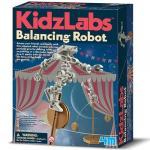 Set creatie robot acrobat