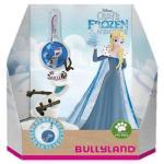 Set Elsa + Olaf cu medalion Olafs Frozen Adventure