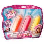 Set de creatie Color Bling 3 Prisme decoreaza orice obiect personal portocaliu