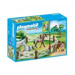 Tarcul cailor Playmobil