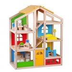 Casa papusilor mare Tooky Toy