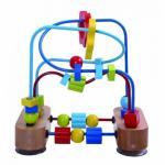 Tooky Toy Labirint cu margele