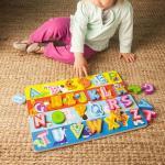 Puzzle alfabet Tooky Toy