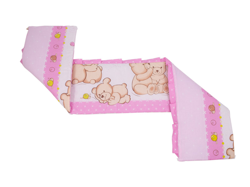 Aparatoare laterala Teddy Friends Roz M1 140x70