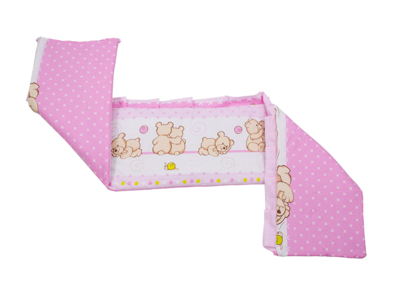 Aparatoare laterala Teddy Friends Roz M2 120x60