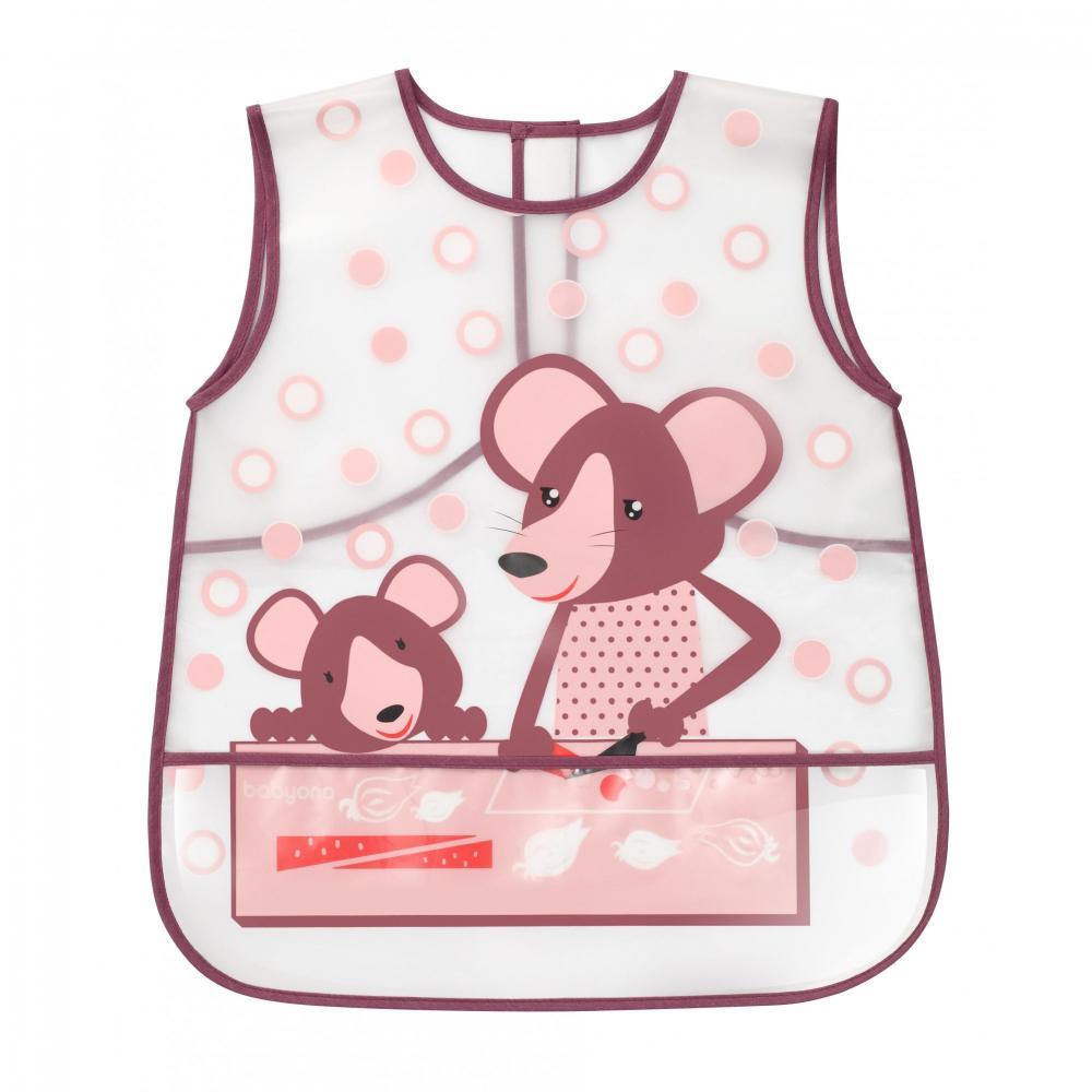 Barbita sort cu buzunar pentru copii Mouse