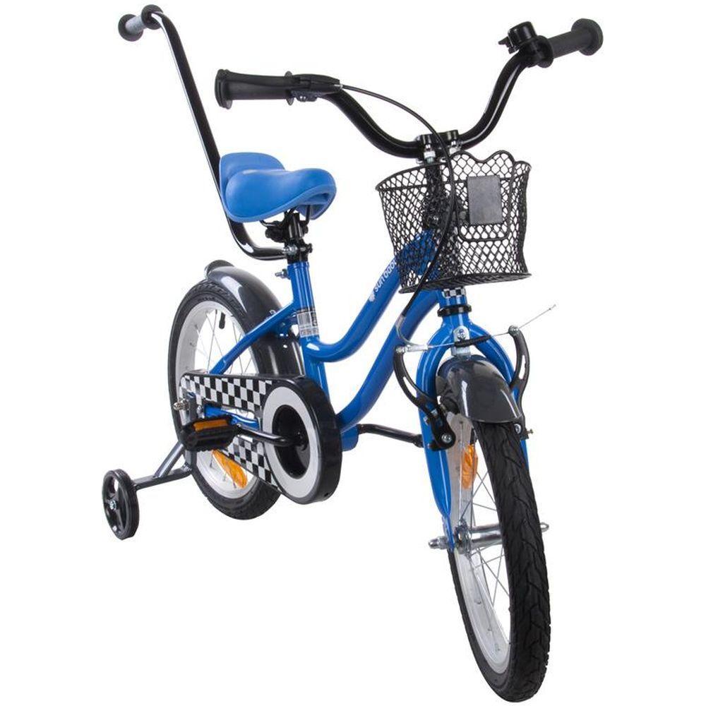 Bicicleta Star BMX 16 Sun Baby Albastru