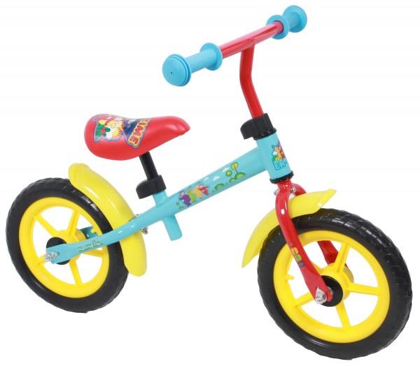 Bicicleta fara pedale 12 inch Teletubbie