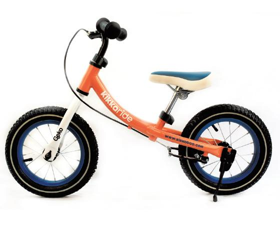Bicicleta fara pedale Geko Blue Orange