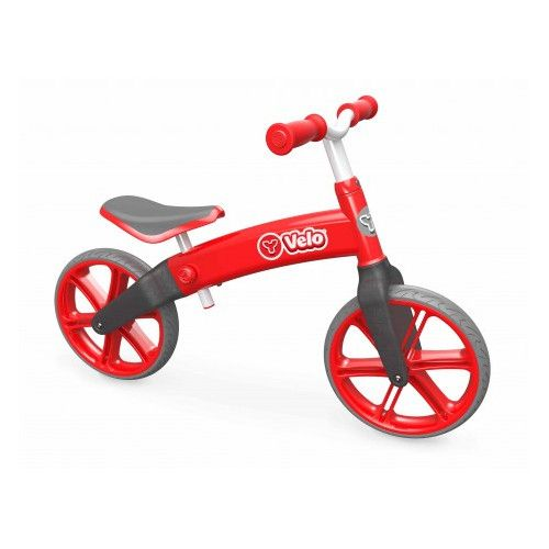 Bicicleta fara pedaleY Volution Y Velo red (senior)