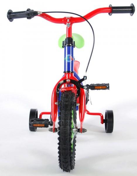 Bicicleta pentru baieti 12 inch cu roti ajutatoare PJ Masks