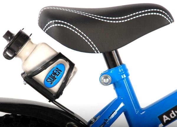 Bicicleta pentru baieti 12 inch cu roti ajutatoare Volare Yipeeh Super