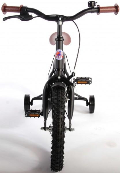 Bicicleta pentru baieti 14 inch cu roti ajutatoare Volare Yipeeh