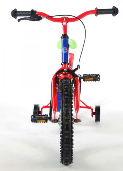 Bicicleta pentru baieti 16 inch cu roti ajutatoare Pj Masks