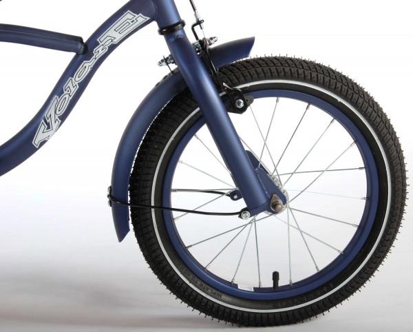 Bicicleta pentru baieti 16 inch cu roti ajutatoare Volare Cruiser