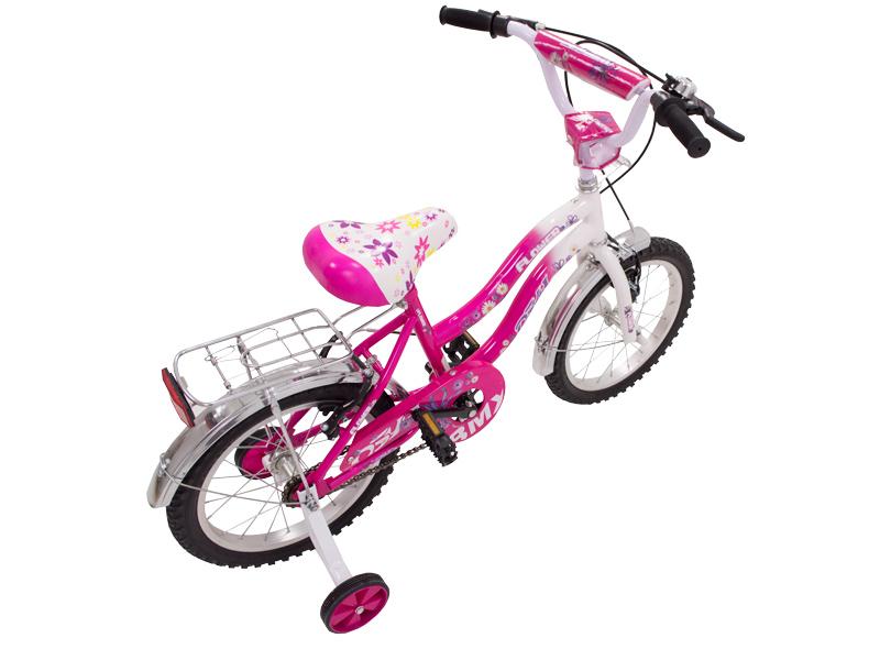 Bicicleta pentru copii Bike 16 roz