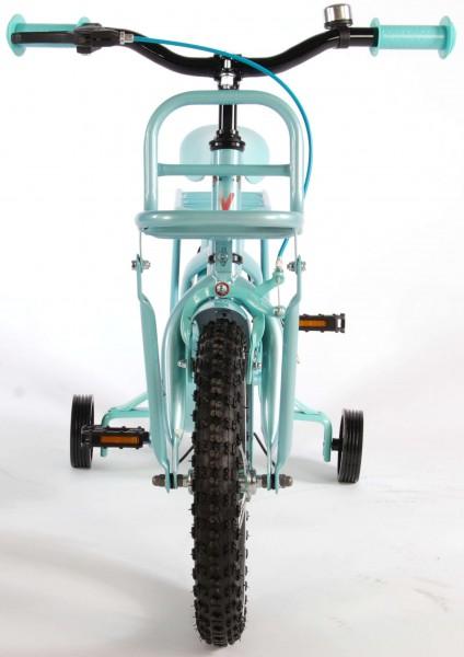 Bicicleta pentru fete 14 inch cu roti ajutatoare Volare Tattoo