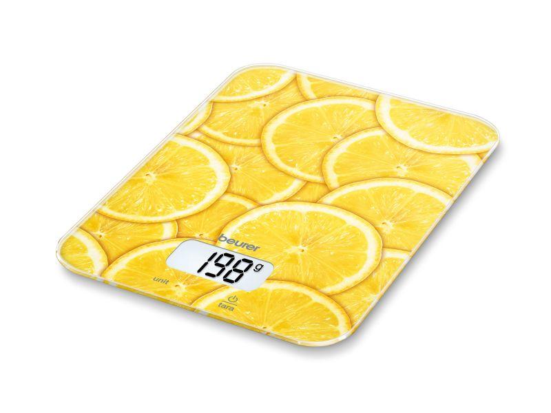 Cantar de bucatarie KS19 Lemon
