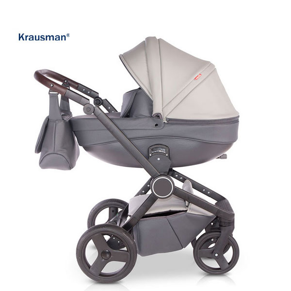 Carucior 3 in 1 Ego Grey