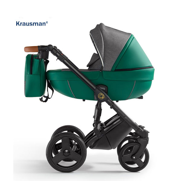 Carucior 3 in 1 Nexxo Green