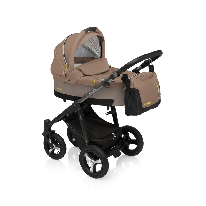 Carucior Multifunctional 2in1 Baby Design Husky Winter Pack 09 Beige 2017