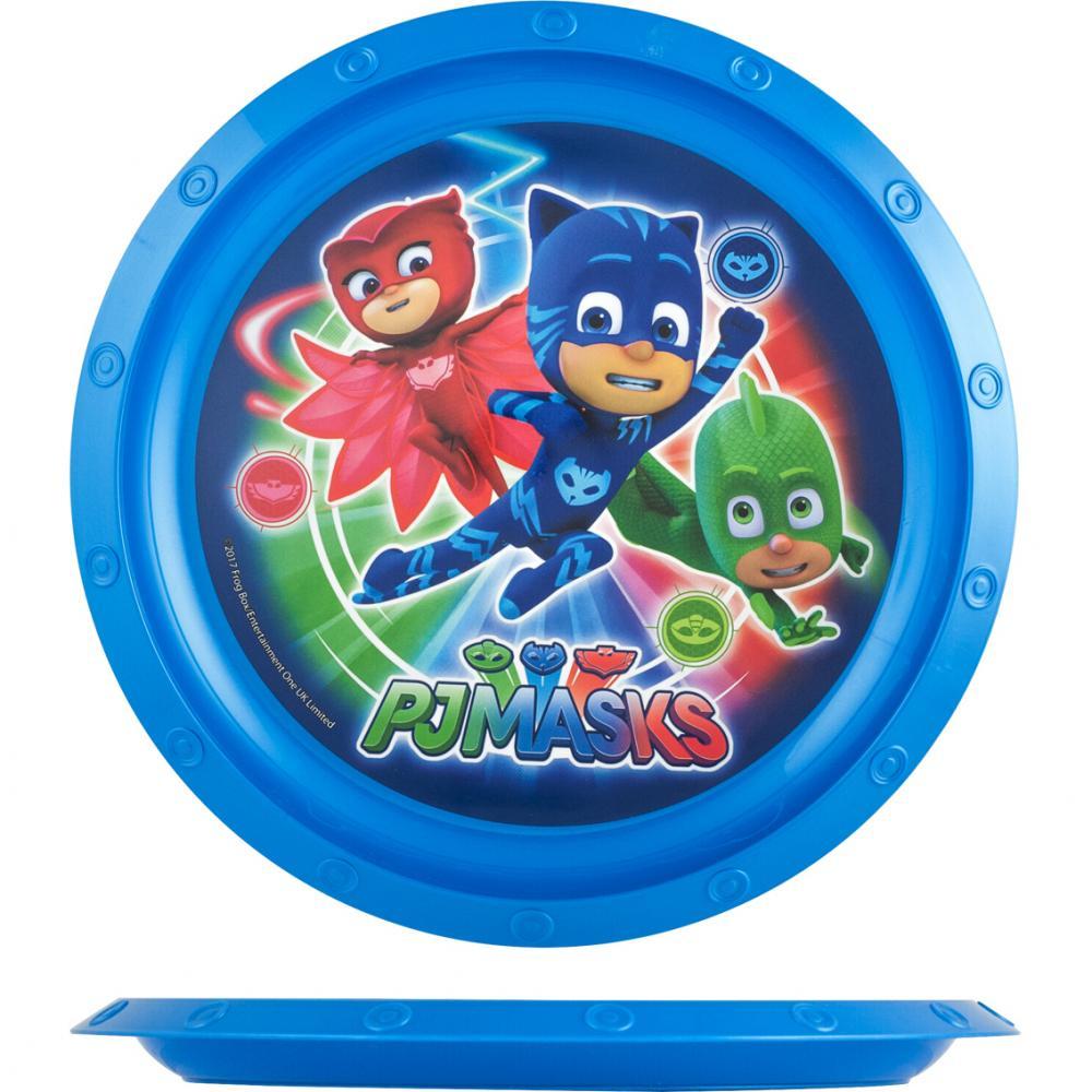 Farfurie plastic PJ Masks Lulabi 8048701