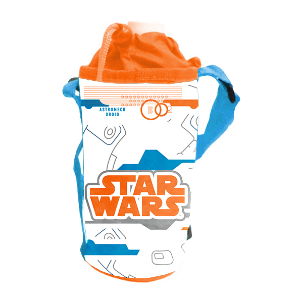 Husa pentru sticla apa Star Wars BB8 Seven SV9218