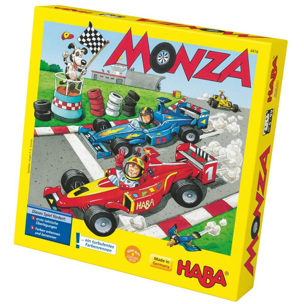 Joc cu zaruri Haba Monza 5ani+