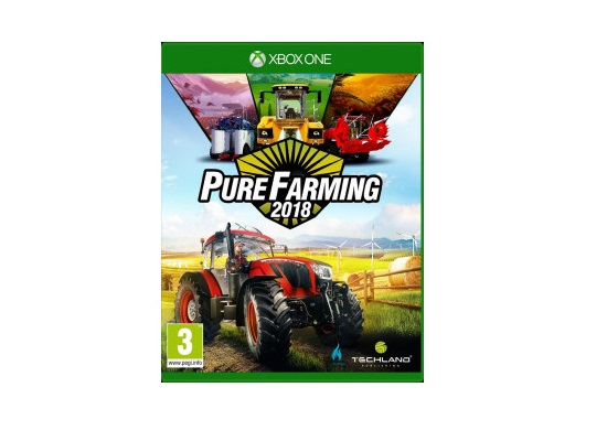 Joc pure farming 18 xbox one