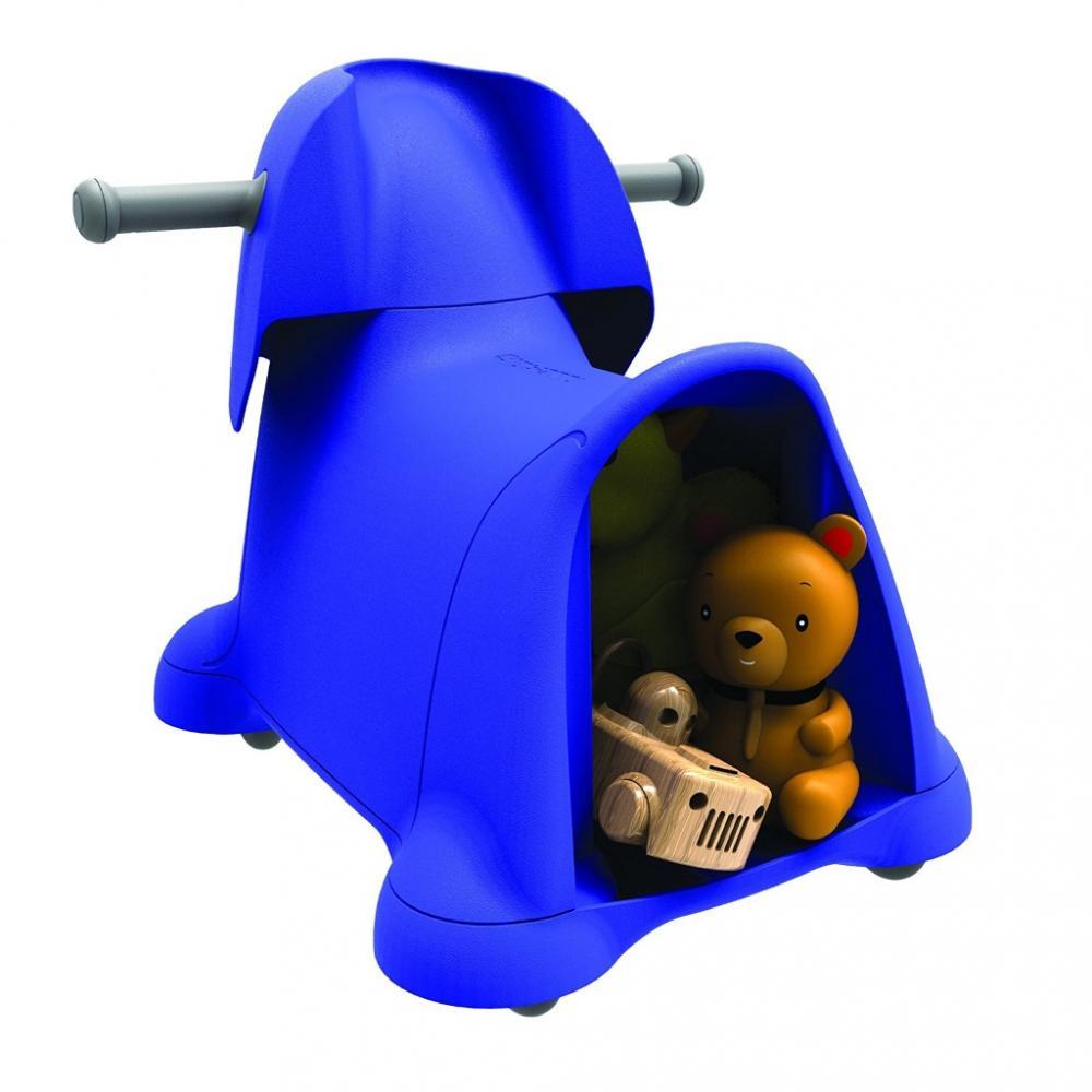 Jucarie cu Roti Yetizoo Elefant Albastru