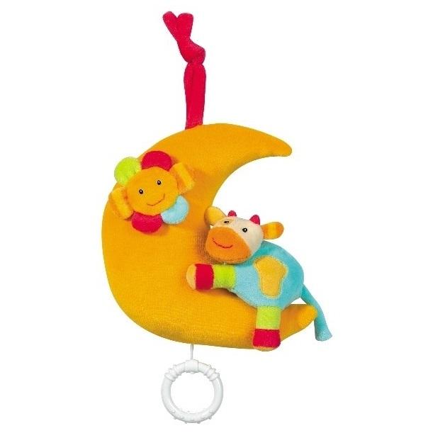 Jucarie muzicala Luna Brevi Soft Toys