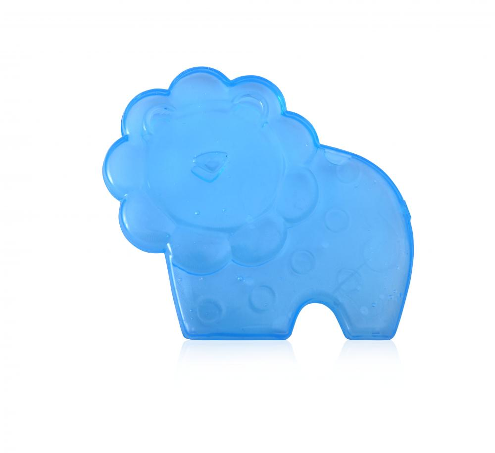 Jucarie refrigeranta si de dentitie Lion Blue