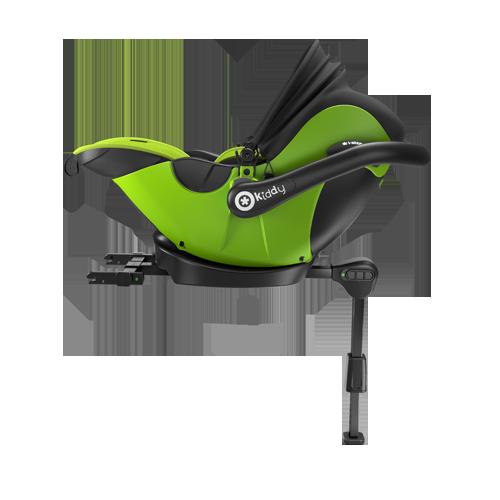 Scaun auto Evoluna i-Size Lime Green (0 - 13 kg)