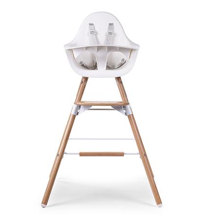 Kit prelungire picioare scaun de masa Evolu 2 + suport picioare