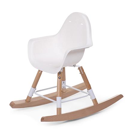 Kit talpici balansoar din lemn natur pentru scaun de masa Evolu 2