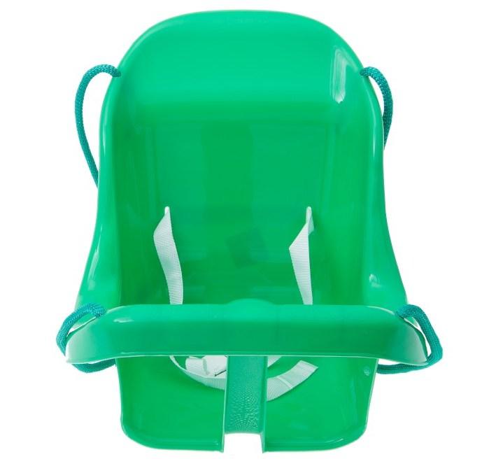 Leagan din plastic Tega Baby Verde inchis