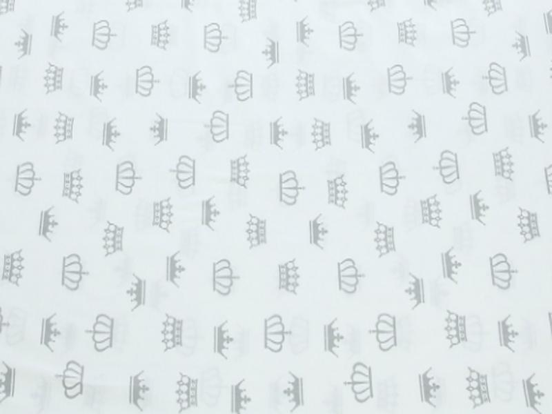 Lenjerie Coronite Alb 4+1 piese 120x60