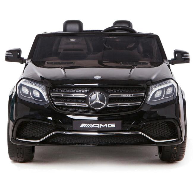 Masinuta electrica cu doua locuri Mercedes GLS 63 Black