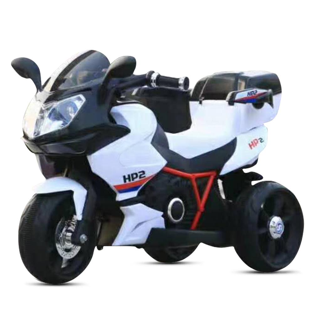 Motocicleta electrica pentru copii HP2 Black