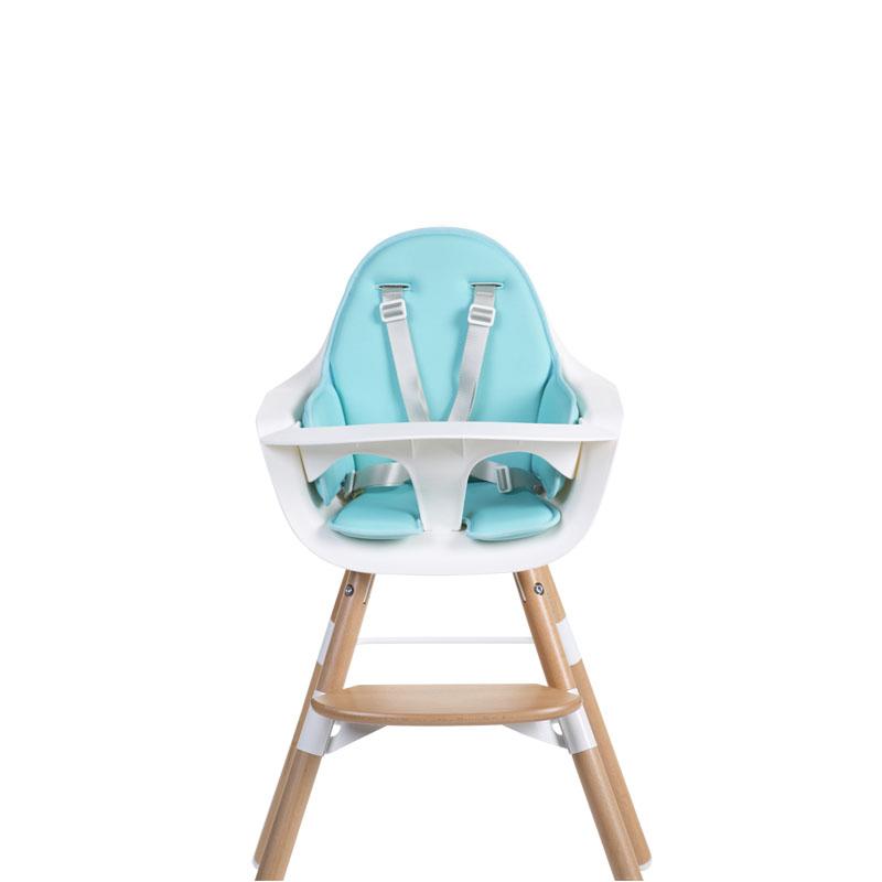 Pernuta neoprene Mint Blue pentru scaun de masa Evolu2
